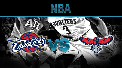 Hawks Vs Cavaliers – ECF – Game 4 – Playoff – May 26, 2015