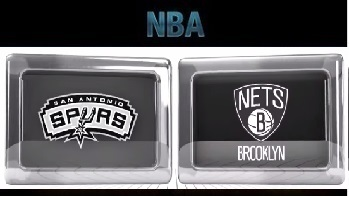 Brooklyn Nets at San Antonio Spurs – Friday, October 30 2015