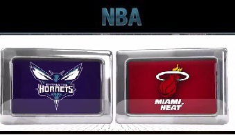 Charlotte Hornets at Miami Heat – Wednesday, October 28 2015