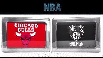 Chicago Bulls at Brooklyn Nets