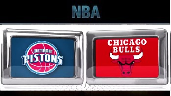 Chicago Bulls at Detroit Pistons – Friday, October 30 2015