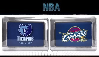 Cleveland Cavaliers at Memphis Grizzlies – Wednesday, October 28 2015