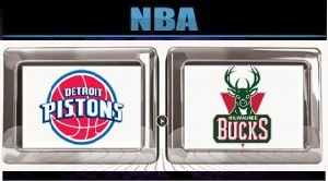 Detroit Pistons Vs Milwaukee Bucks – Preseason – Oct 10, 2015