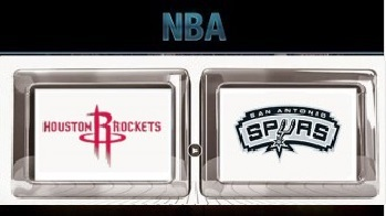 Houston Rockets Vs San Antonio Spurs
