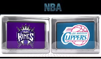 Los Angeles Clippers at Sacramento Kings