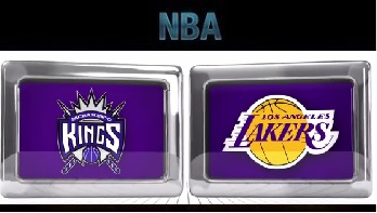 Sacramento Kings at Los Angeles Lakers – Saturday, October 31 2015