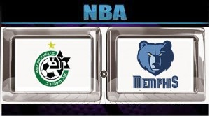 Maccabi Haifa Vs Memphis Grizzlies – Preseason – Oct 08, 2015