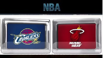 Miami Heat at Cleveland Cavaliers – Friday, October 30 2015