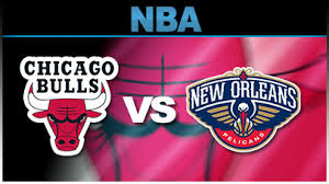New Orleans Pelicans Vs Chicago Bulls Game 7 Monday, October 12, 2015