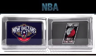 New Orleans Pelicans at Portland Trail Blazers – Wednesday, October 28 2015