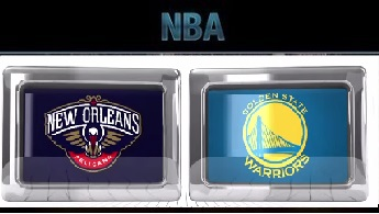 New Orleans at Golden State