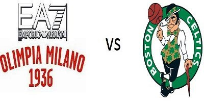 Boston Celtics Vs Milan Olimpia – NBA 2015/16 Preseason – Oct 06, 2016
