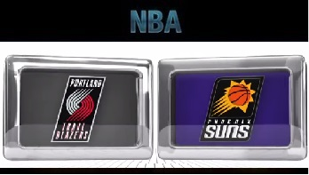 Portland Trail Blazers at Phoenix Suns – Friday, October 30 2015