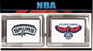 San Antonio Spurs Vs Atlanta Hawks