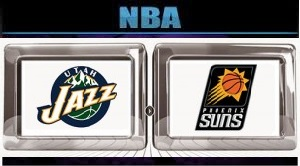 Utah Jazz Vs Phoenix Suns – Preseason – Oct 09, 2015