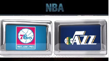 Utah Jazz at Philadelphia 76ers – Friday, October 30 2015