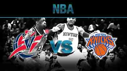 New York Knicks Vs Washington Wizards – Preseason – Oct 09, 201