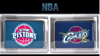 Cleveland Cavaliers vs Detroit Pistons Tuesday, November 17 2015
