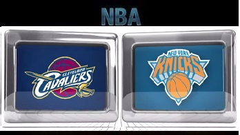 Cleveland Cavaliers vs New York Knicks Wednesday, November 4 2015