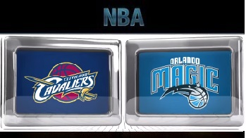 Cleveland Cavaliers vs Orlando Magic , November 23 2015