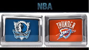 Dallas Mavericks vs Oklahoma City Thunder ,November 22 2015