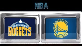 Denver Nuggets vs Golden State Warriors ,November 22 2015