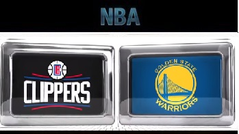 Los Angeles Clippers vs Golden State Warriors Thursday, November 19 2015
