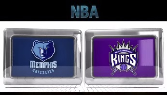 Memphis Grizzlies vs Sacramento Kings Tuesday, November 3 2015