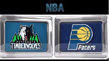 Minnesota Timberwolves vs Indiana Pacers Friday, November 13 2015