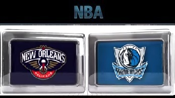 New Orleans Pelicans vs Dallas Mavericks Saturday, November 7 2015
