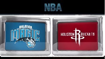 Orlando Magic vs Houston Rockets Wednesday, November 4 2015