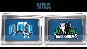 Orlando Magic vs Minnesota Timberwolves Wednesday, November 18 2015