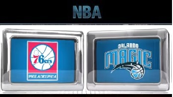 Philadelphia 76ers vs Orlando Magic Saturday, November 7 2015
