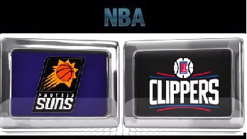 Phoenix Suns vs Los Angeles Clippers Thursday, November 12 2015