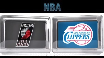Playoffs #1 Portland Trail Blazers vs Los Angeles Clippers – Apr 20, 2016