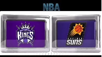 Sacramento Kings vs Phoenix Suns Wednesday, November 4 2015