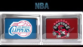 Toronto Raptors vs Los Angeles Clippers ,November 22 2015