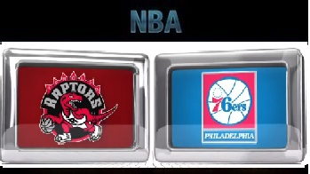 Toronto Raptors vs Philadelphia 76ers Wednesday, November 11 2015