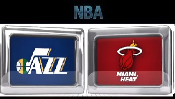 Utah Jazz vs Miami Heat Thursday, November 12 2015