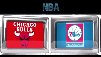 Watch full Chicago Bulls vs Philadelphia 76ers Monday, November 9 2015