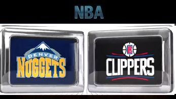 Watch full Denver Nuggets vs Los Angeles Clippers , November 24 2015
