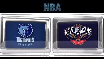 Memphis Grizzlies vs New Orleans Pelicans , December 1 2015