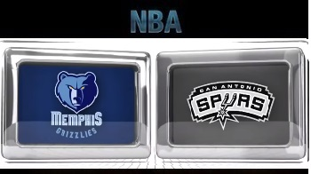 Memphis Grizzlies vs San Antonio Spurs , December 3 2015