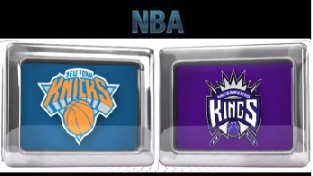 New York Knicks vs Sacramento Kings - December 10,2015