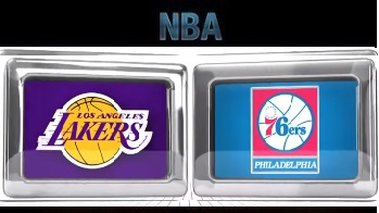 Philadelphia 76ers vs Los Angeles Lakers , December 1 2015