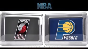 Portland Trail Blazers vs Indiana Pacers, December 3 2015