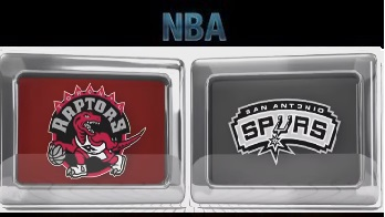 Toronto Raptors vs San Antonio Spurs - Dec 9 2015
