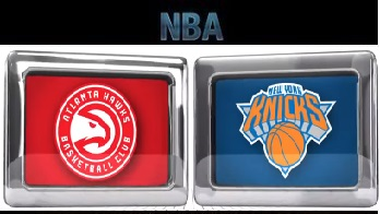 Atlanta Hawks vs New York Knicks - Jan 03, 2016