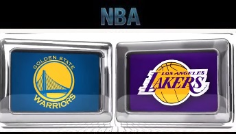 Golden State Warriors vs Los Angeles Lakers – Jan 05, 2016