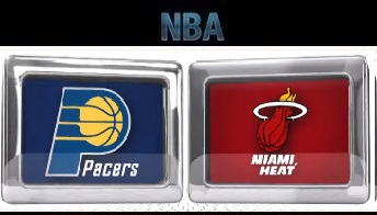 Indiana Pacers vs Miami Heat - Jan 04, 2016